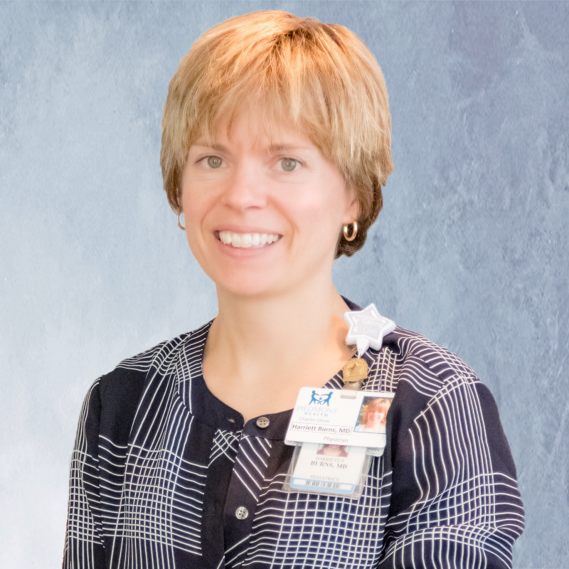 Harriett Burns, MD