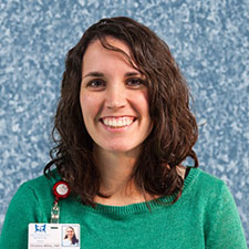 Christina White, FNP