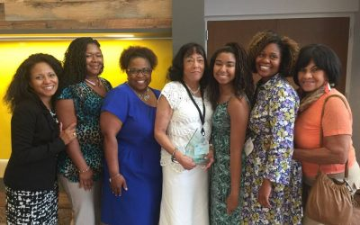 GLORIA BROWN: Health Center Advocate of the Year 2017