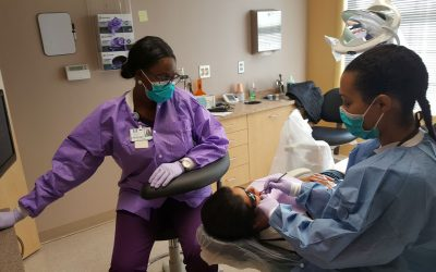 The dental department at the Carrboro Community Health Center is back!