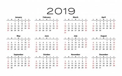 Believe it or not, the year is almost over